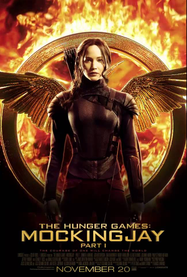 The Hunger Games: Mockingjay - Part 1 (2014) – Movie ...